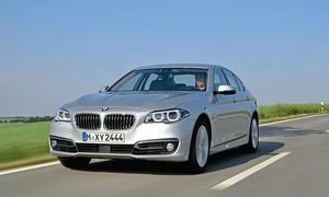 BMW 5er Test 520d Oberklasse Limousine Vierzylinder Diesel