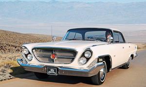 Chrysler New Yorker Traumwagen Bilder technische Daten Oldtimer