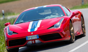Ferrari Fiat Chrysler Böse Fusion Abspaltung