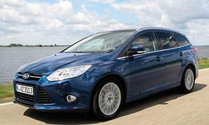 Ford Focus Turnier 1.0 EcoBoost Dauer-Test Zwischen-Bericht Erfahrungen Mängel Bilder