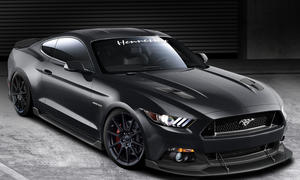Ford Mustang 2015 Tuning Hennessey Performance HPE700 Muscle-Car V8