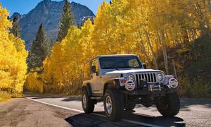 Jeep Wrangler Chrysler Rückruf Elektrik Probleme