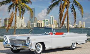 Lincoln Continental Mark III Cabrio Traumwagen Bilder technische Daten