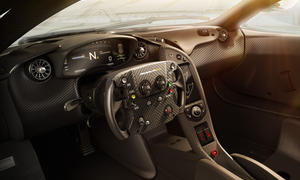 McLaren P1 GTR Interieur Supersportler Hybrid 0002