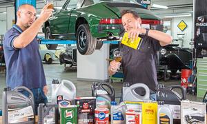 Motoröl Öl Oldtimer Test Ratgeber