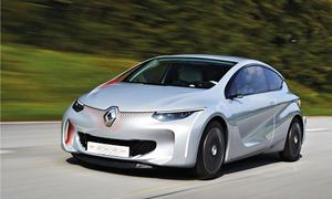 Renault Eolab 2014 Studie Prototyp Test Fahrbericht