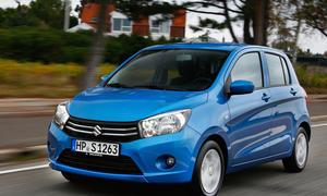 Suzuki Celerio 2014 Fahrbericht Preis kleinstwagen ausstattung technische daten bilder fotos 0002