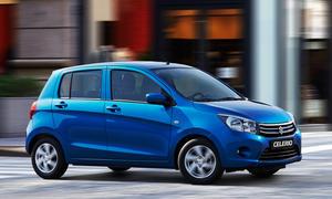 Suzuki Celerio 2014 Preis Kleinwagen Preise Motoren