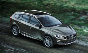 2015 Volvo V60 Cross Country 2014 LA Auto Show Crossover Kombi