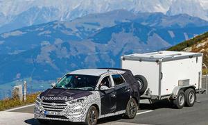 2016 Hyundai ix35 Erlkoenig Kompakt SUV Neuheit