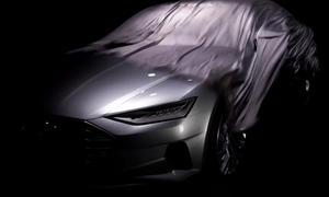 LA Auto Show 2014 Highlights Vorschau Neuheiten Audi A9
