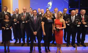 Zeitung Auto Trophy 2014 Leserwahl Gewinner Sieger