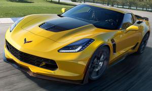Chevrolet Corvette Z06 Preis Coupe Cabrio Performance Paket Z07 V8