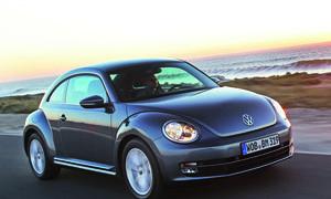 Euro 6 VW Beetle 2014 Motoren Update TSI TDI Benziner Diesel Preis Cabrio