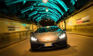 Lamborghini Huracan 2014 Sportwagen V10 Test