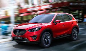 Mazda CX-5 Facelift 2015 SUV Marktstart Crossover Neuheiten
