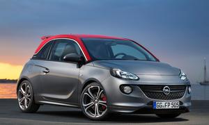 Opel Adam S 2015 Preise Marktstart Premiere