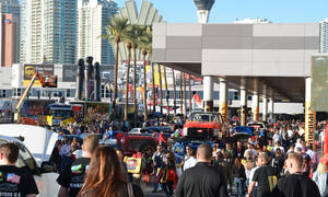 SEMA 2014 Tuning Rundgang Las Vegas Highlights