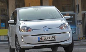 VW e load up 2014 Preis Kleinst Lieferwagen Benzin Erdgas