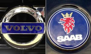 Volvo Saab Wirtschaft Vergleich schwedische Traditionsmarken