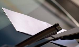 Parkrempler Unfall Ratgeber Fahrerflucht Zettel hinter Scheibenwischer reicht nicht