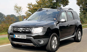 SUV Kaufberatung Vergleichstest Dacia Duster dCi 110 4x4