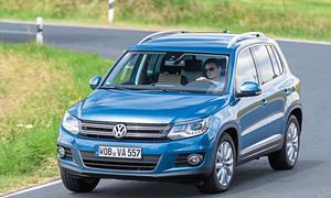SUV Kaufberatung Vergleichstest VW Tiguan 1.4 TSI