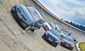 VW Passat Variant Mercedes C Klasse BMW 3er Audi A4 Opel Insignia Skoda Superb