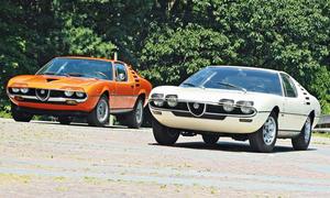 Alfa Romeo Montreal Traumwagen Oldtimer Bilder technische Daten