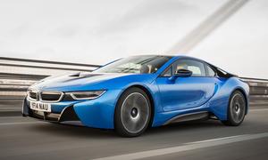 BMW i8 Rückruf Massekabel Hybridsportler Deutschland USA