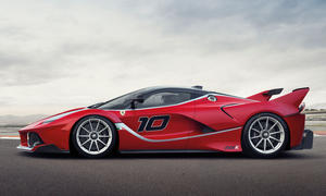 Ferrari FXX K 2015 LaFerrari Motorsport Version 0002