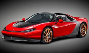 Ferrari Sergio limitiertes Sondermodell 458 Spider Roadster Pininfarina