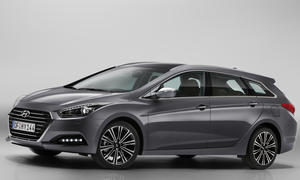 Hyundai i40 Kombi Facelift 2014 Update Diesel Mittelklasse Kombi