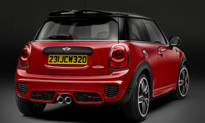 Auto Show Detroit 2015 Naias Neuheiten BMW Mini John cooper works Facelift