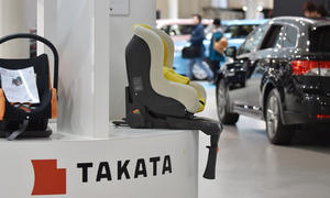 Takata Airbag-Rückruf NHTSA Konfrontation Technik