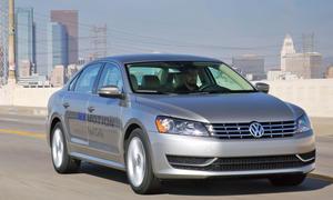 VW Passat Hymotion Fahrbericht Brennstoffzelle elektrisch wasserstoff