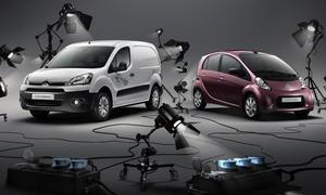 Citroen Elektroautos C-Zero Berlingo Electric Preise gesenkt