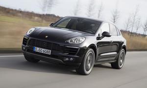 Porsche Macan 2015 Geländewagen SUV Produktion Stuttgart