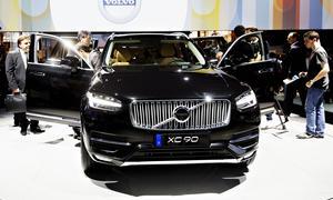 IAA 2015 Volvo Neuheiten Internationale Automobilausstellung Automessen Autoshow Frankfurt