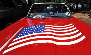 Automarkt USA 2014 Absatz Verkaufszahlen deutsche Hersteller Toyota General Motors Ford