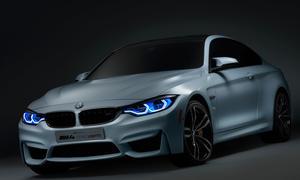 BMW M4 Iconic lights oled laserlicht Concept 0002