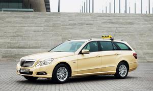 Daimler Uber Taxibranche Kooperation Carpooling
