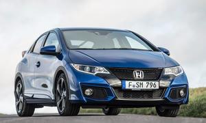Honda Civic Sport 2015 Facelift Kompaktklasse Preis