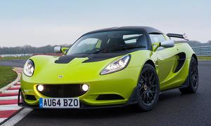 Lotus Elise S Cup 2015 Rennwagen mit Straßenzulassung Neuheiten