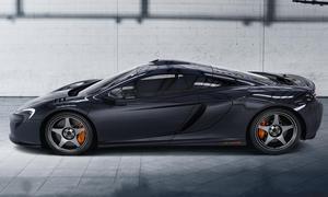 McLaren 650S Le Mans 2015 Sondermodell Kleinserie Supersportwagen
