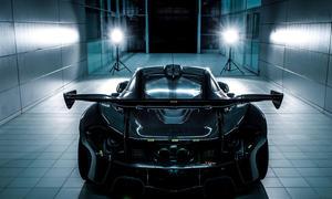 McLaren P1 GTR 2015 Genfer Autosalon Premiere Hyprid Supersportler video 0003