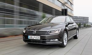 VW Passat TDI 2015 Test Diesel Bilder technische Daten