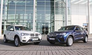 BMW X3 X4 Alpina XD3 SUV Kaufberatung Motoren Ausstattung Preise Bilder