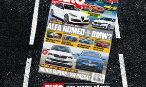 Auto Zeitung 5/2015: Heft-Vorschau
