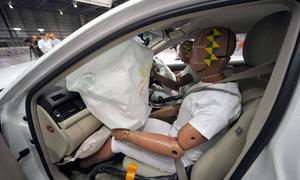 Airbag-Rückruf TRW Automotive Honda Toyota Chrysler USA
